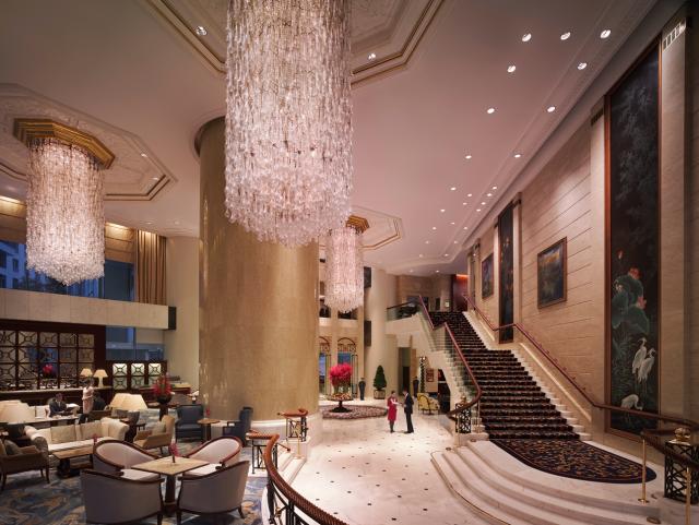 港岛香格里拉酒店